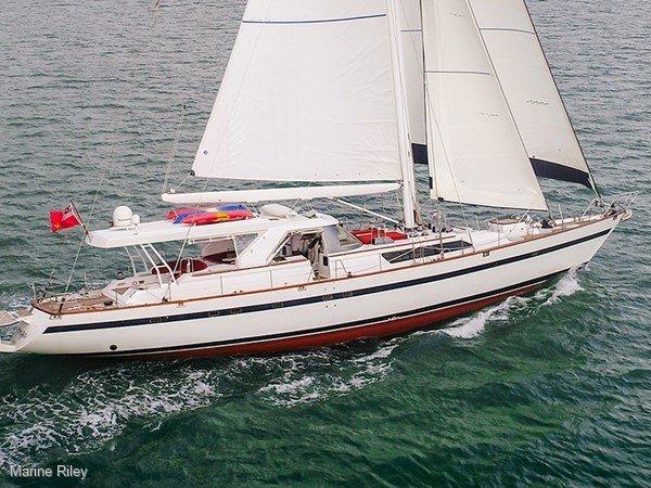 Sparkman & Stephens transocean cruiser