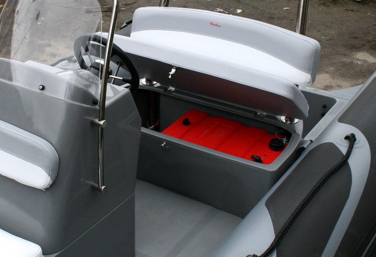 Adventure Inflatables Aurora V550 Centre Console - CURRENTLY IN STOCK !!