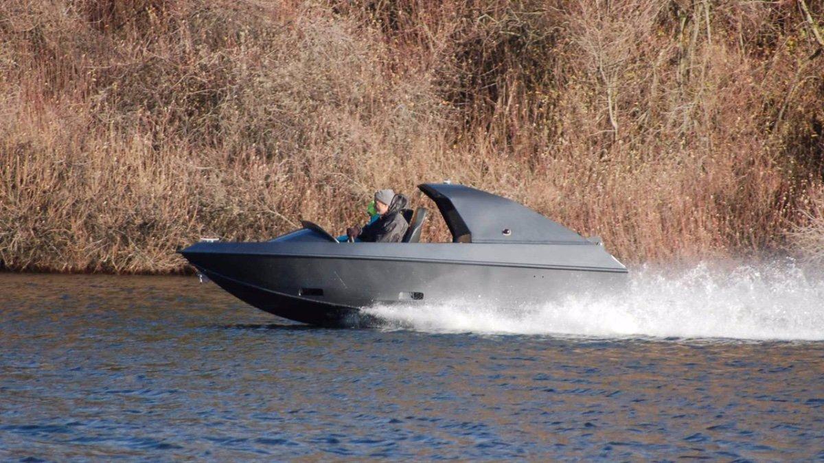 Moraggo 480 Jet Boat