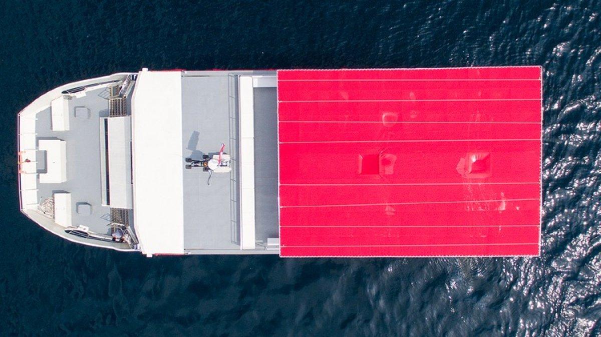 Mariart 303 30m Steel Passenger Charter Catamaran
