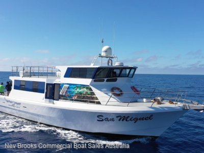 Conquest 60 Charter Fishing / Crew Vessel