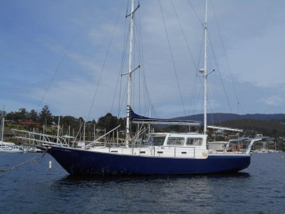 Roberts 53 EXELLENT FIT OUT, GREAT LIVE ABOARD