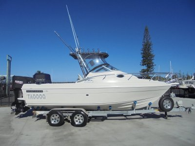 Seafarer Voyager 6.8 1998 MY