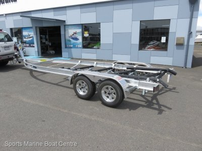 6.5 Alloy Trailer