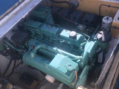 Volvo Penta Diesel Engine 200hp