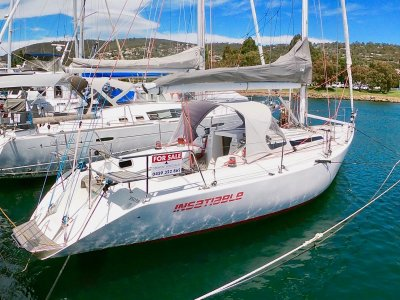 Van De Stadt 40 EXCEPTIONAL CONDITION READY TO CRUISE OR RACE
