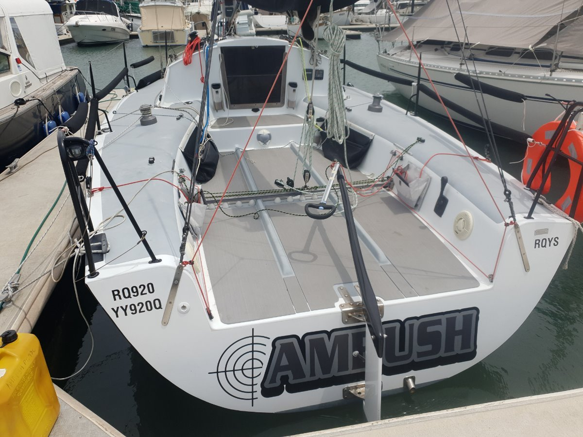 Lidgard 30 Racing Yacht