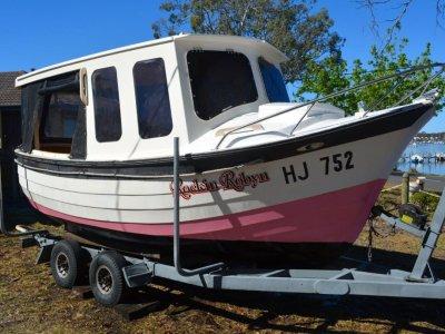 Seadog Diesel Cruiser 5.3 m