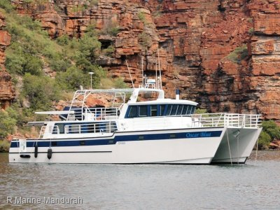 Brady 60 Catamaran *** CRUISE THE CONTINENT *** $1,199,000 ***