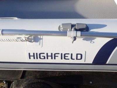 Highfield Roll Up 320 Air Mat Floor