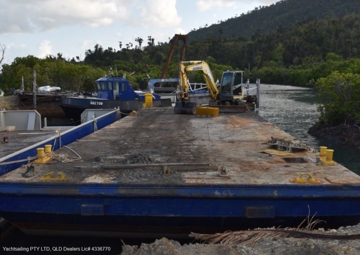 24 Meter Barge