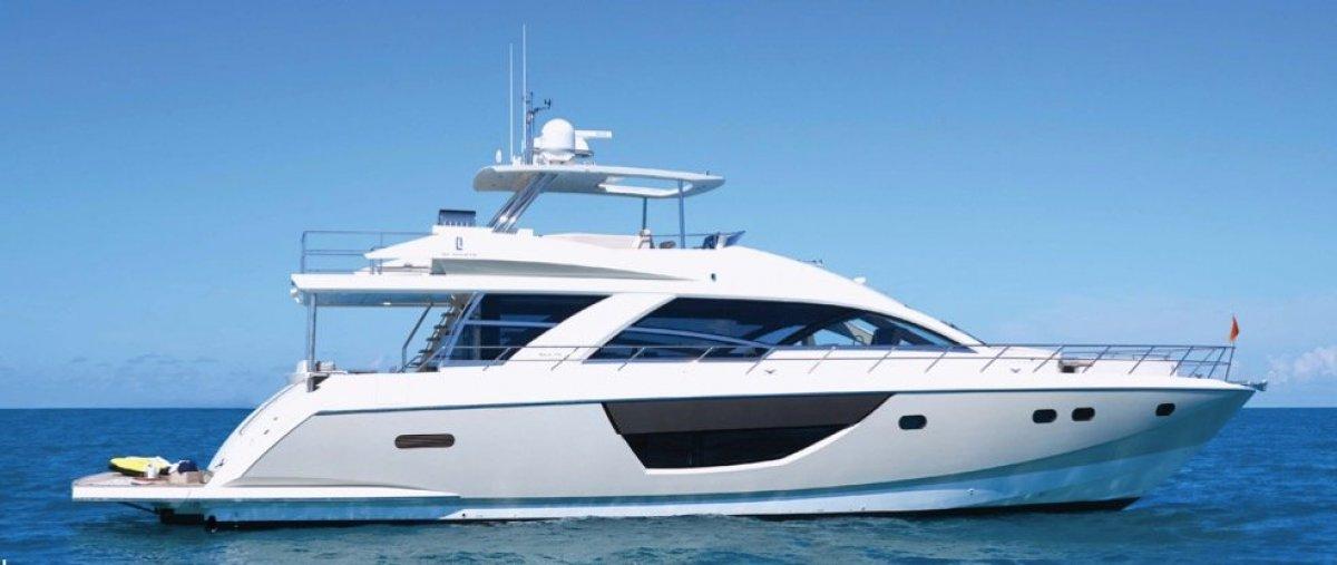 23m Luxury Motor Yacht