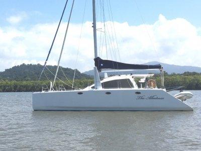 Pacific 40 Dagger Board Catamaran
