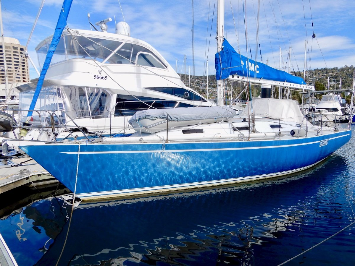 Holland 42 OFFSHORE CRUISER, SUPERB REFIT!! PRICE REDUCED