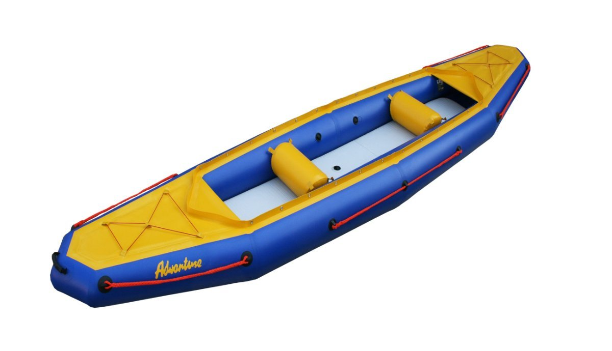 Adventure Inflatables Auora K480 Kayak - CURRENTLY IN STOCK !!:Catalogue photo
