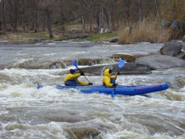 Adventure Inflatables Auora K480 Kayak - CURRENTLY IN STOCK !!