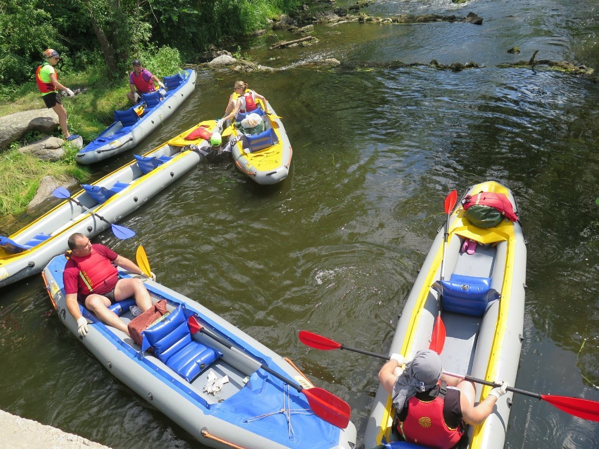 Adventure Inflatables Aurora K530 Kayak - CURRENTLY IN STOCK !!
