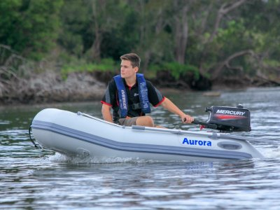 Adventure Inflatables Aurora Arta A240 Air Deck - CURRENTLY IN STOCK !!
