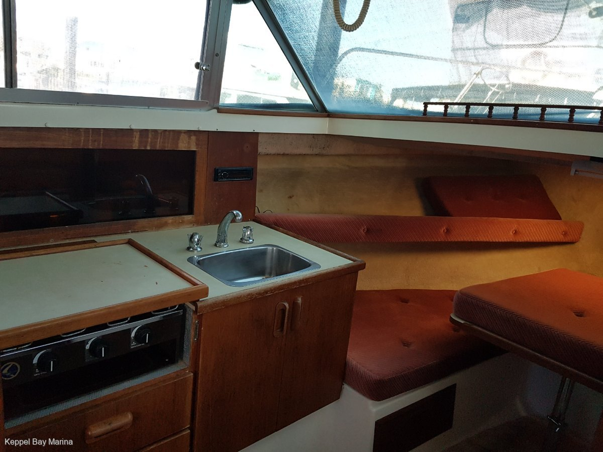Bertram 25 Flybridge 1986