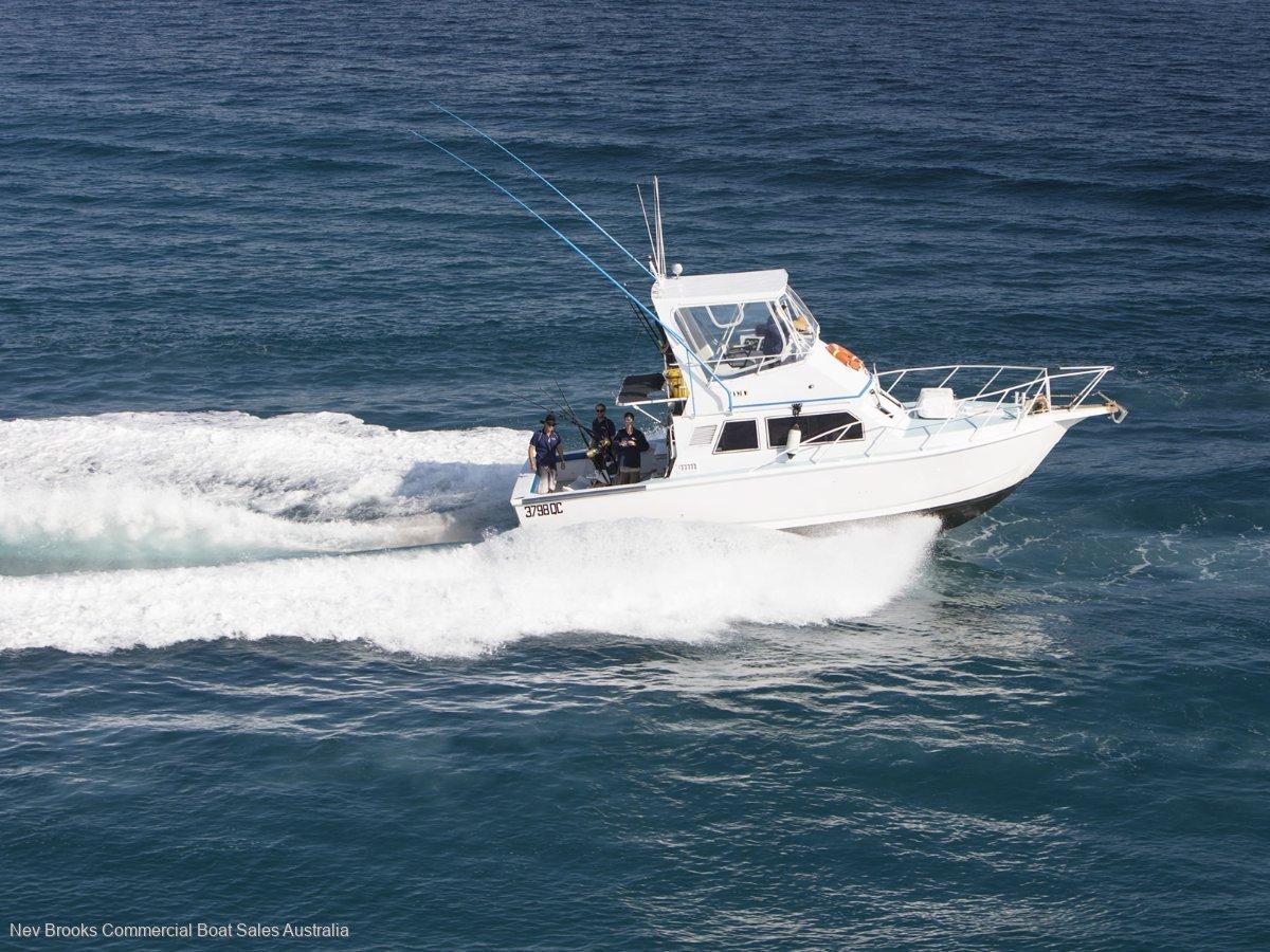 Cairns Custom Craft Sportfisher