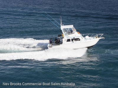 Cairns Custom Craft Sportfisher- Click for more info...