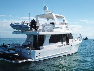 Clipper Cordova 45 Flybridge Motor Yacht