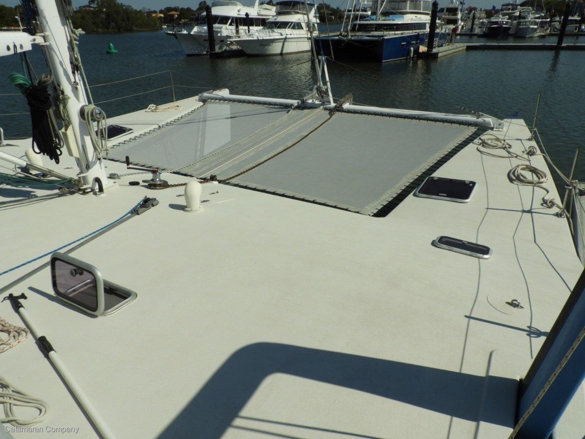 Kurt Hughes 42 Performance Cruising Catamaran