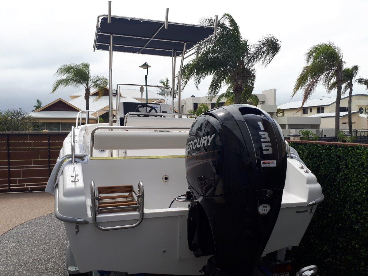Sea Minx 205 CC Custom
