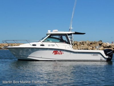 Boston Whaler 315 Conquest 2014 Model