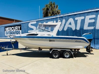Freedom 6.40 Sports Cuddy Allrounder Great Boat for WA Conditions. Ready for Summer Fun