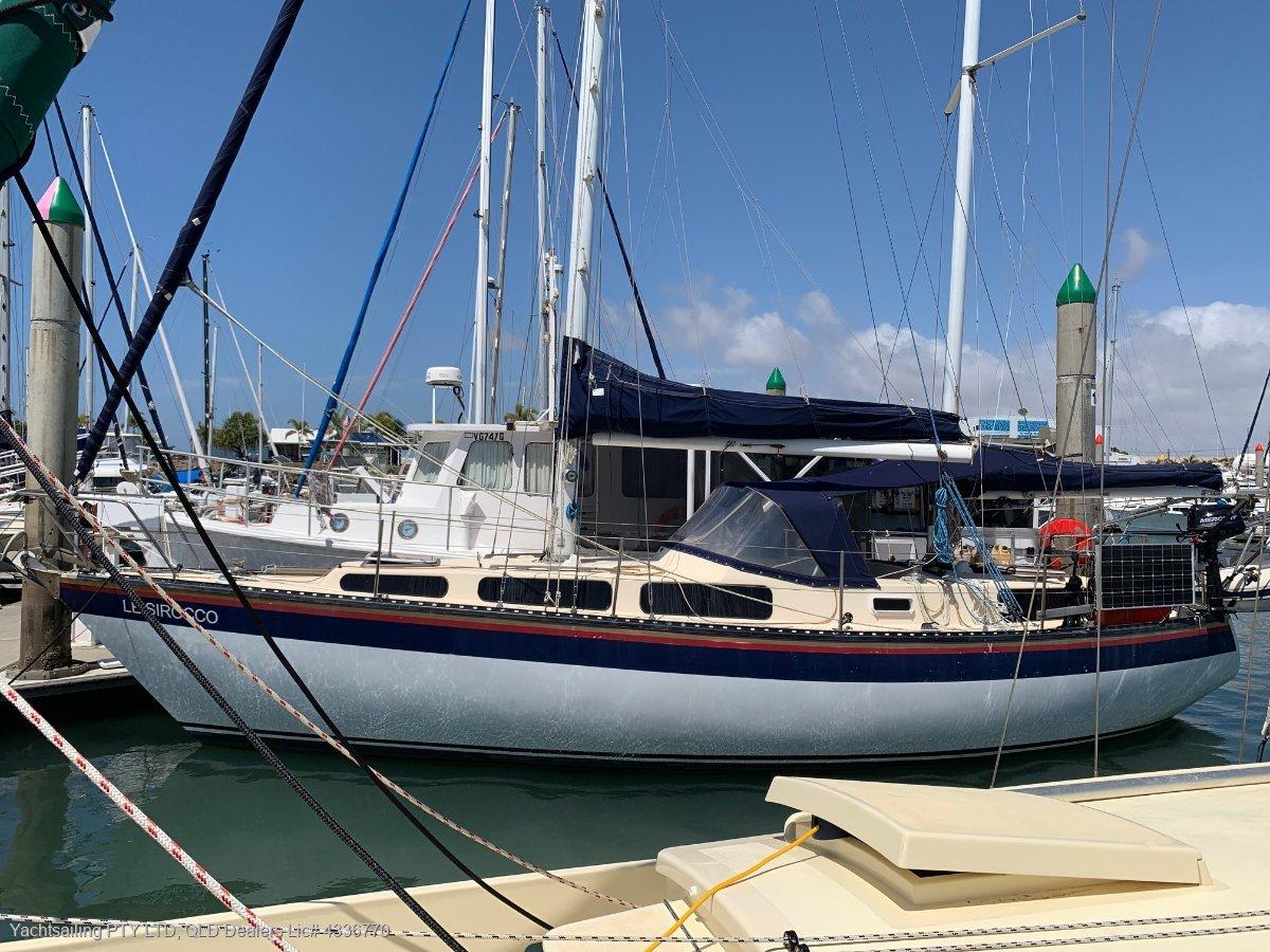 Martzcraft 35 Famous boat owned by Mark of Bundaberg Marina