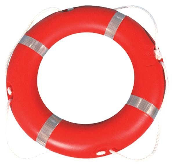 LIFEBOUY LIFE RING - SOLAS APPROVED - $ 89.00
