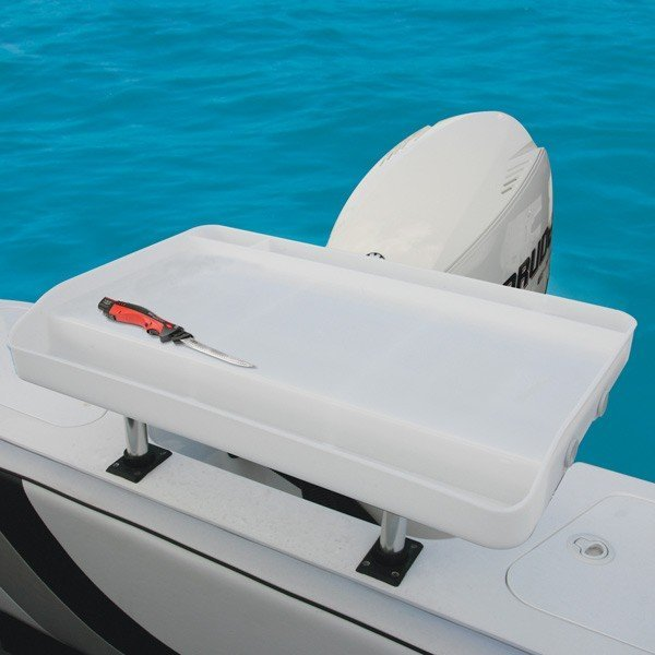 LARGE BAIT CUTTING BOARDS - RAIL OR ROD MOUNT TYPE - ONLY $ 99.00 EACH
