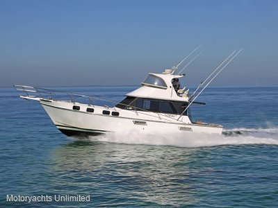 Key West 47 Proven family Rotto and Abrolhos cruiser