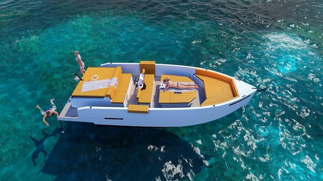 De Antonio Yachts D28 DECK