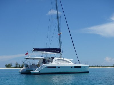 Leopard Catamarans 48 Owners Version