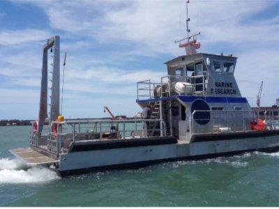 15.3m Coastal Research Vessel