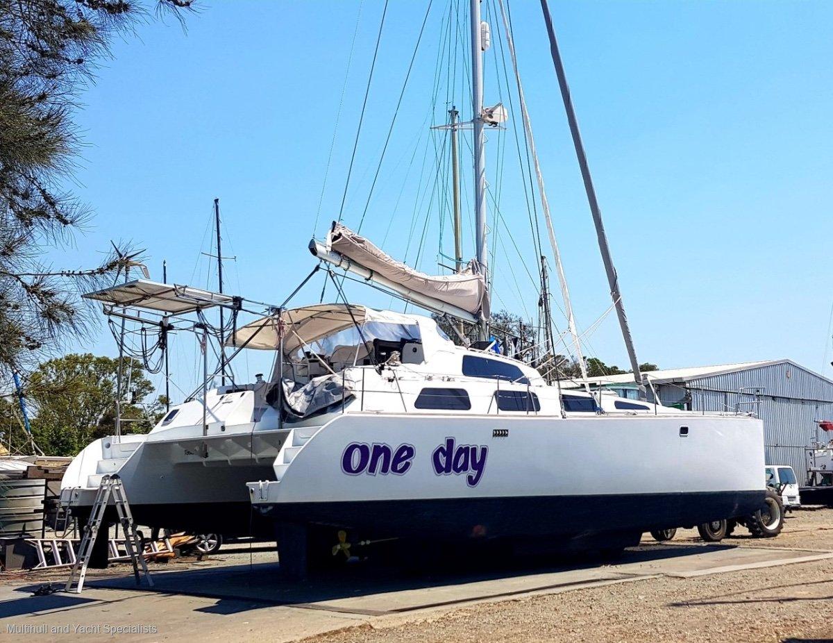 13m Cruising Catamaran