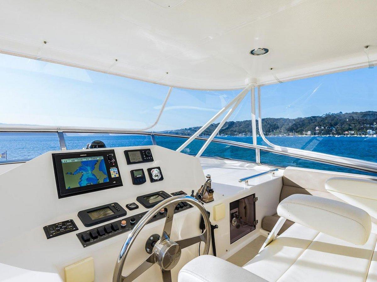 Marlow Yachts Explorer 57 C