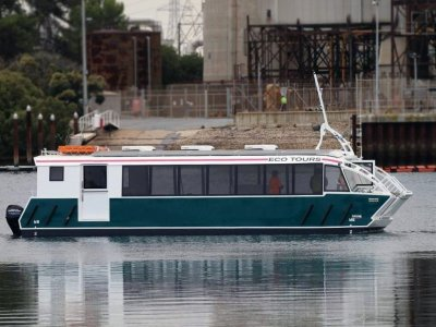 COMMERCIAL CHARTER - TOURIST BOAT