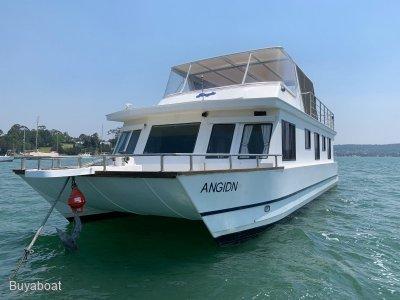 Jabiru 47 Houseboat