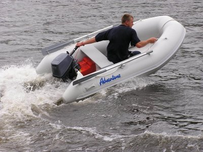 Adventure Inflatables Aurora Vesta V250 - EX QUEENSLAND