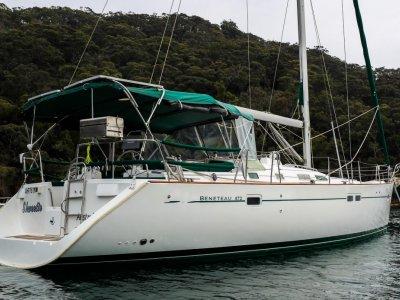 Beneteau 473 Oceanis Clipper