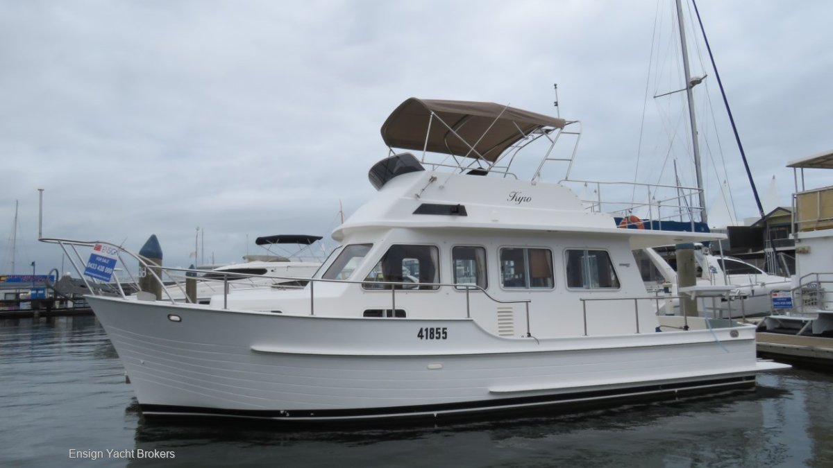 Integrity 35 Trawler