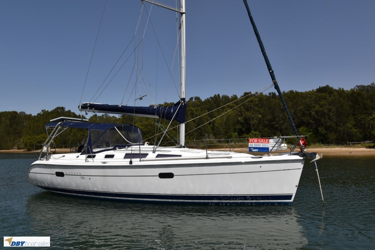 Used Hunter 356 for Sale | Yachts For Sale | Yachthub