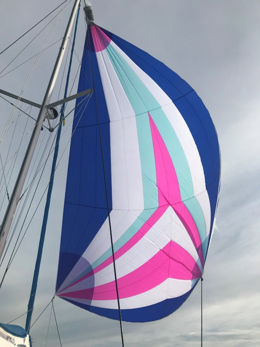 Leopard Catamarans 38 - 4 cabin 2 Head with many new upgrades