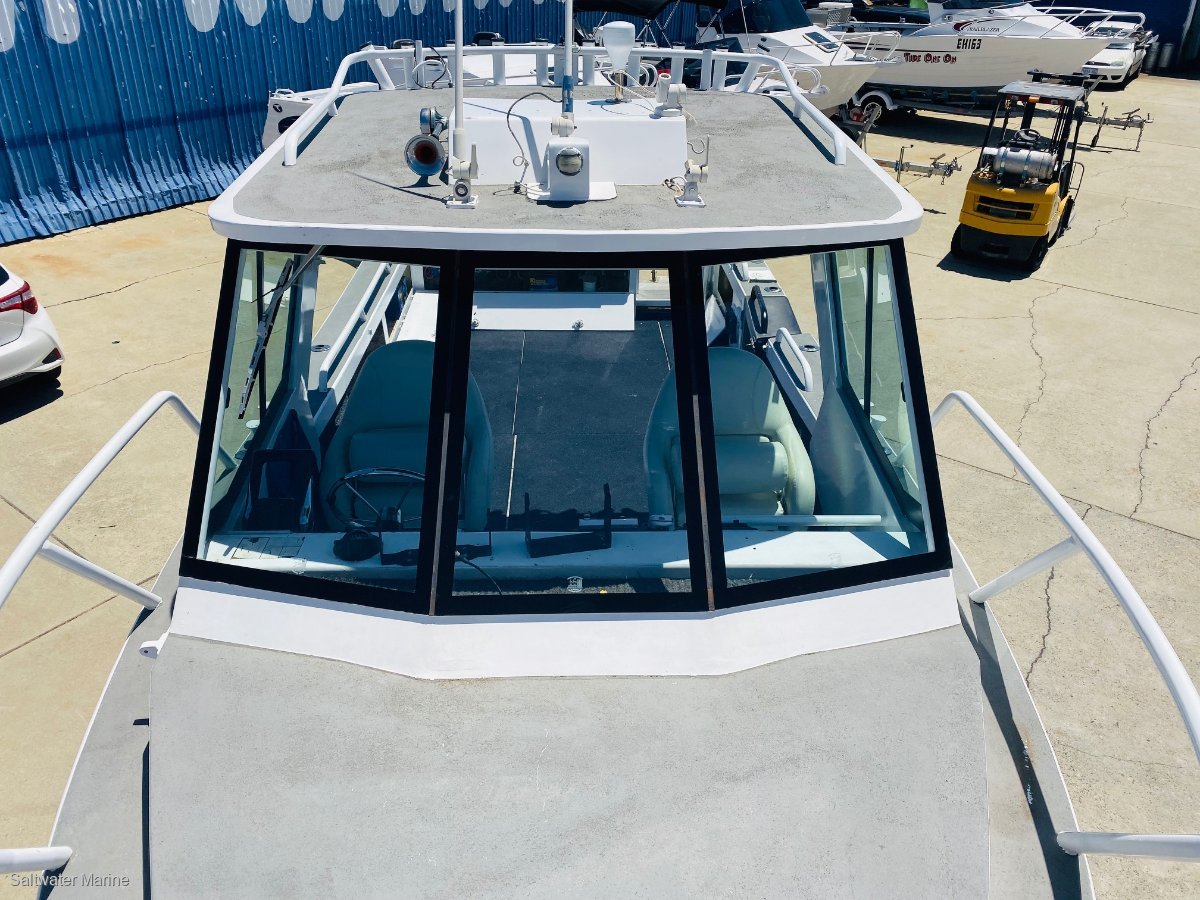 Jackman 7.5 Hardtop Ningaloo One, The Fisho's Dream...