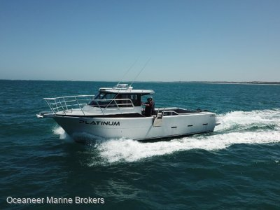 Marineline Charter Vessel with 3 zone FTOL