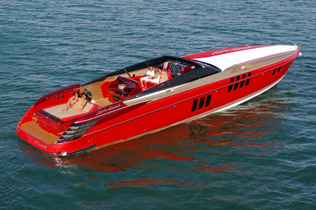 Nor-Tech Performance Boat