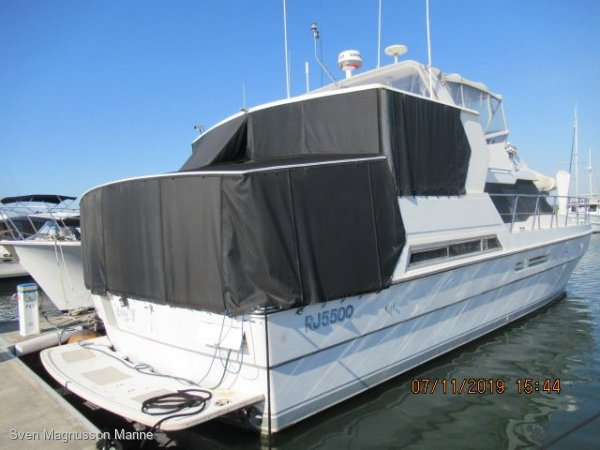 Vitech 55 Yachtfisher- for live aboard or Coastal cruising